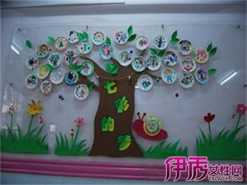 【幼儿园教室布置】【图】幼儿园教室布置的环境图片