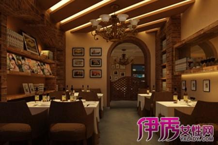 【图】咖啡厅图片欣赏 多种不同风格打造上档次咖啡厅
