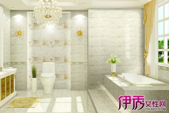 【图】厕所瓷砖搭配效果图欣赏 不同面积厕所瓷砖搭配
