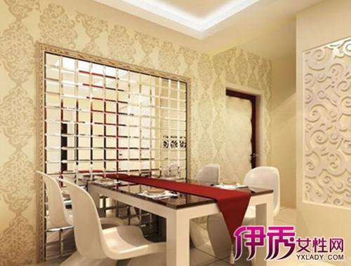 【图】家庭餐厅墙面装饰效果图鉴赏 如何设计与搭配餐厅背景墙