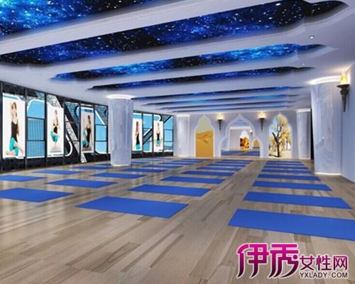 【图】舞蹈教室装修效果图欣赏图片