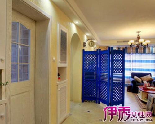 【图】客厅雕花门框装修效果图 揭秘雕花门选购的5大技巧
