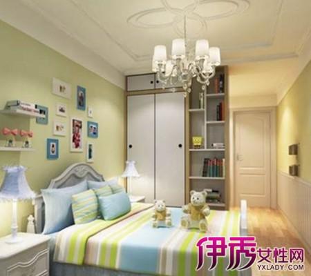 【图】儿童卧室装修效果图欣赏