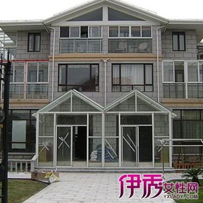 楼房钢结构阳台