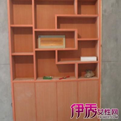 木工装修酒柜效果图欣赏 酒柜与冰箱之间的差异简单介绍
