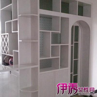 【图】木工装修酒柜效果图欣赏