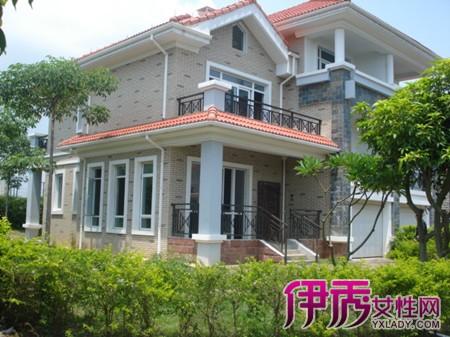 【图】农村二层半别墅实景图大全 7种风格打造不一样的家