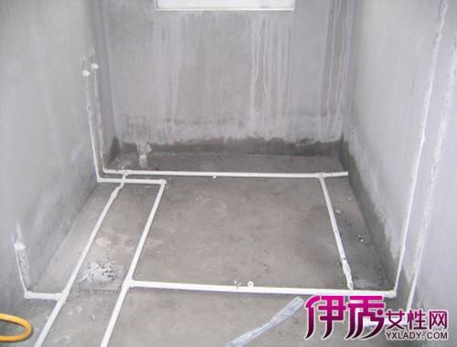 【图】卫生间水管怎么安装和设计 帮你解决排水不好的问题