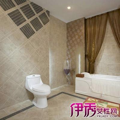 【田园仿古砖贴图】【图】12款欧式卫浴间田园仿古砖