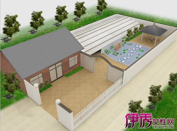 【农村小院设计效果图】【图】展示农村小院设计效果