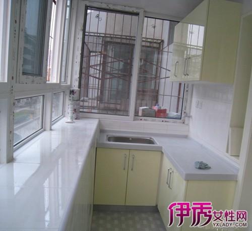 【图】厨房阳台装修效果图展示