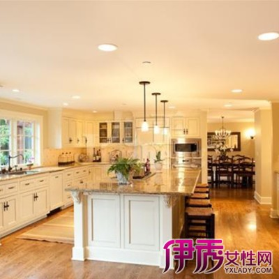 【欧式厨房装修效果图】【图】欧式厨房装修效果图