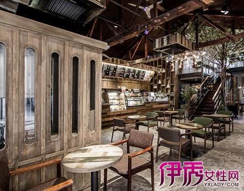 【图】咖啡厅装修效果图 详解其独特的三类风格