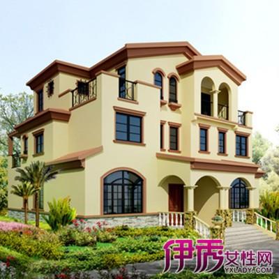 【图】别墅外观效果图欣赏 为你介绍别墅的2种不同风格