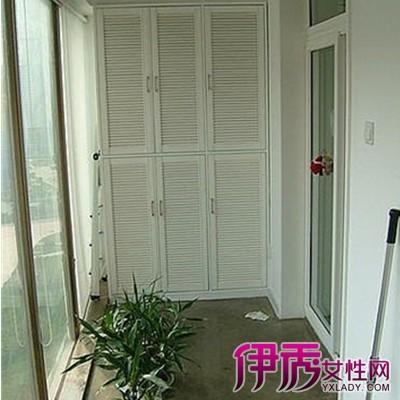 阳台柜子储物柜图片图片