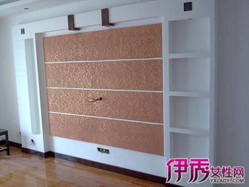 【图】简约木工电视背景墙大全