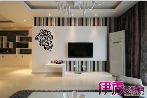 【简约木工电视背景墙】【图】简约木工电视背景墙