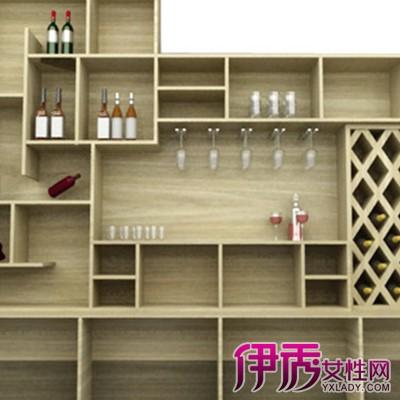 【木工家装酒柜效果图】【图】欣赏木工家装酒柜效果