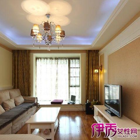 【图】客厅飘窗装修效果图 视觉上可以延伸室内空间