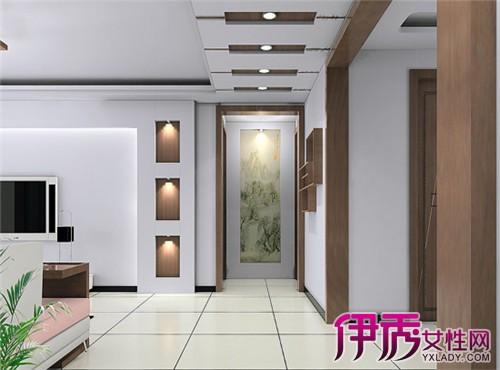 【图】过道装修效果图大全 6大技巧教你装修房间走廊过道