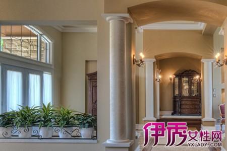 【图】柱子装修效果图片欣赏 6个方面打造独特的美式柱子