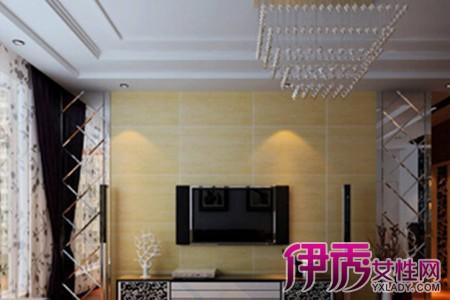【图】石膏吊顶装修效果图片欣赏 了解它的实际价格定位
