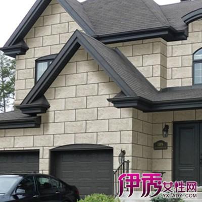 【自建房外墙砖效果图】【图】展示自建房外墙砖效果