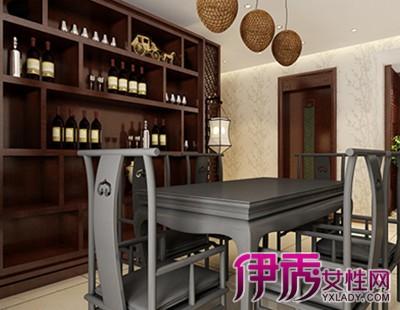 【酒水柜装修效果图】【图】家庭酒水柜装修效果图
