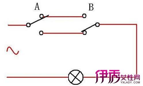 【单开双控开关接线图】【图】单开双控开关接线图