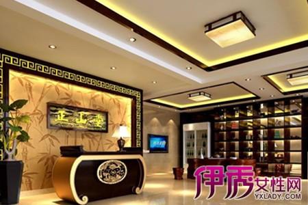 茶叶店装修效果图片欣赏 了解店面装潢的三大注意事项