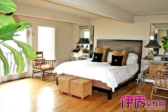 卧室横梁装修效果图能影响运势,但装修时有四大注意小点 4 伊秀家居