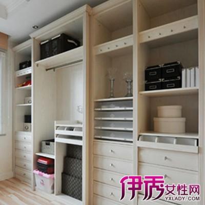 【图】鞋柜内部结构图欣赏 步入式衣帽间鞋柜衣柜内部结构设计