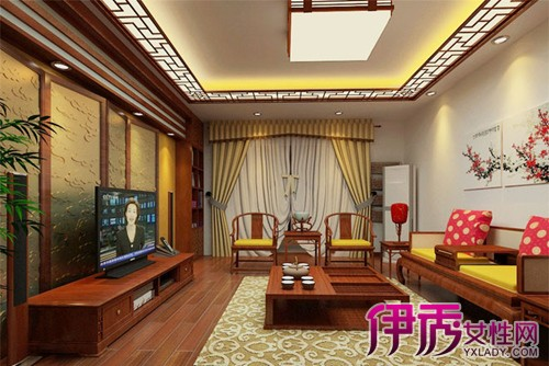 【图】客厅装修效果图中式的有哪些 盘点客厅装修的4大要点