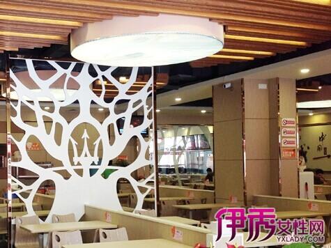 【图】简约的店面吊顶装修效果图 时尚简单大气