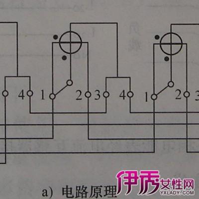 【三相四线电表接线图】【图】三相四线电表接线图