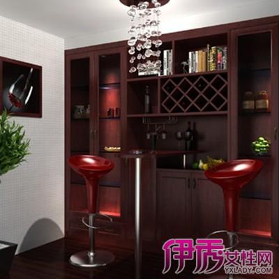 【图】欣赏厨房隔断酒柜效果图 了解不断隔断设计