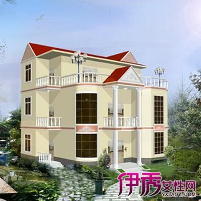 【图】欣赏农村三层小别墅图片
