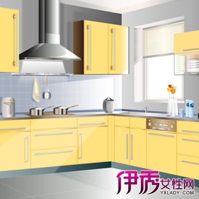【厨房矢量图】【图】欣赏三种不同的厨房矢量图