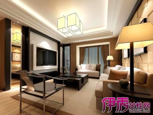 【图】现代中式客厅效果图 客厅装修的3大要点