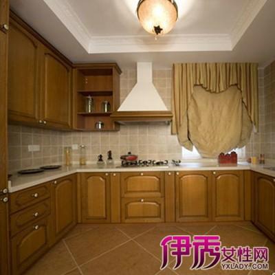 【图】展示砖砌厨房灶台设计图 13个厨房装修的技巧介绍