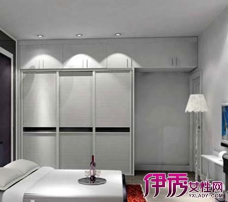 卧室壁柜样式图_最新卧室壁柜设计图图片
