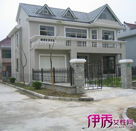 二层经济型别墅图片大全 多种建筑形式任你挑