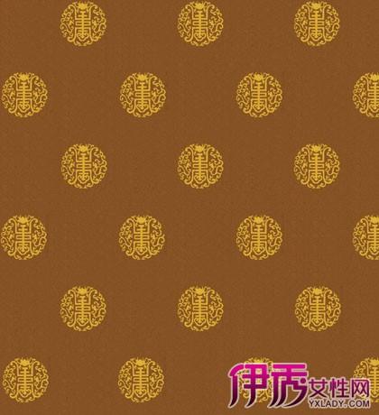 新中式矢量墙纸