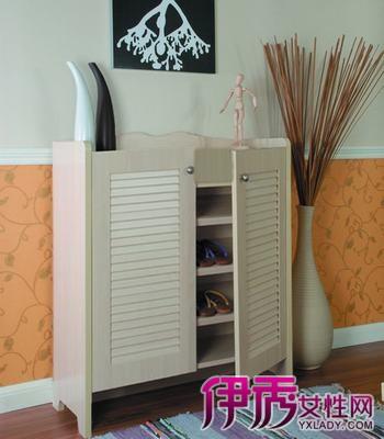 【木工做的鞋柜效果图】【图】木工做的鞋柜效果图