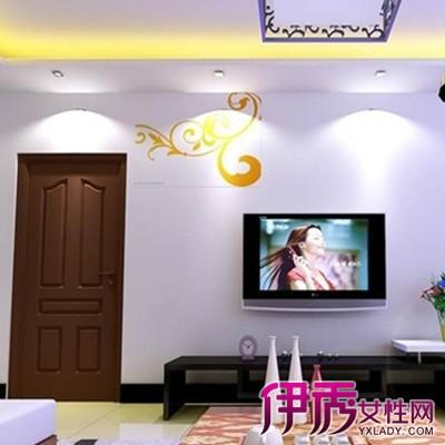 【图】欣赏电视背景墙手绘图 更加了解其优点