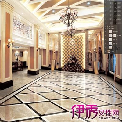 【图】欣赏走廊地砖铺贴效果图