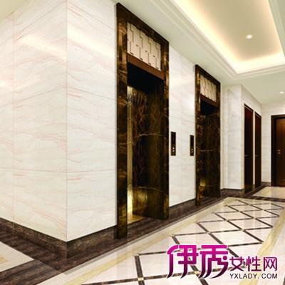 欣赏走廊地砖铺贴效果图 更加了解如何贴出好的地面