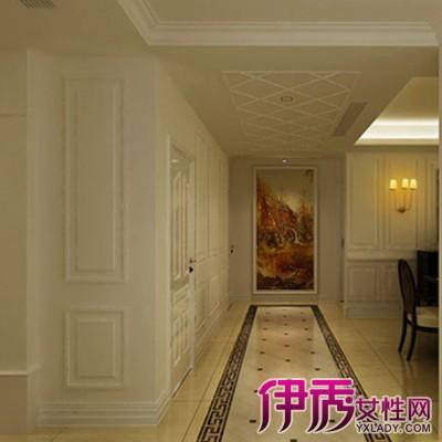d走廊地板砖效果图玄关走廊地板砖效果图图片12