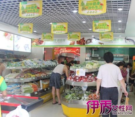 【图】蔬菜超市装修效果图 小编教你注意事项