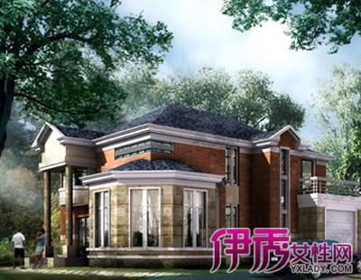 【超豪华欧式别墅外观】【图】超豪华欧式别墅外观